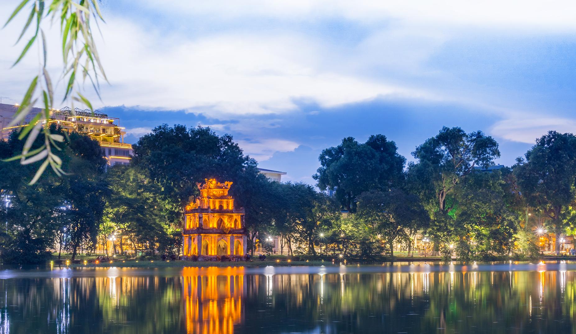 Hà Nội thành phố tôi yêu